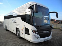 Scania Touring 2018 [49+2] Euro-6 Full Option /2