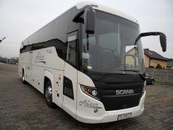 Scania Touring 2018 [49+2] Euro-6 Full Option /1